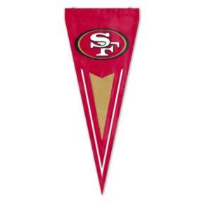 San Francisco 49ers Yard Pennant