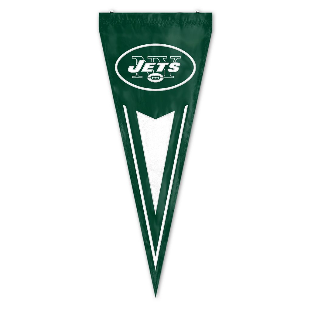 New York Jets Yard Pennant