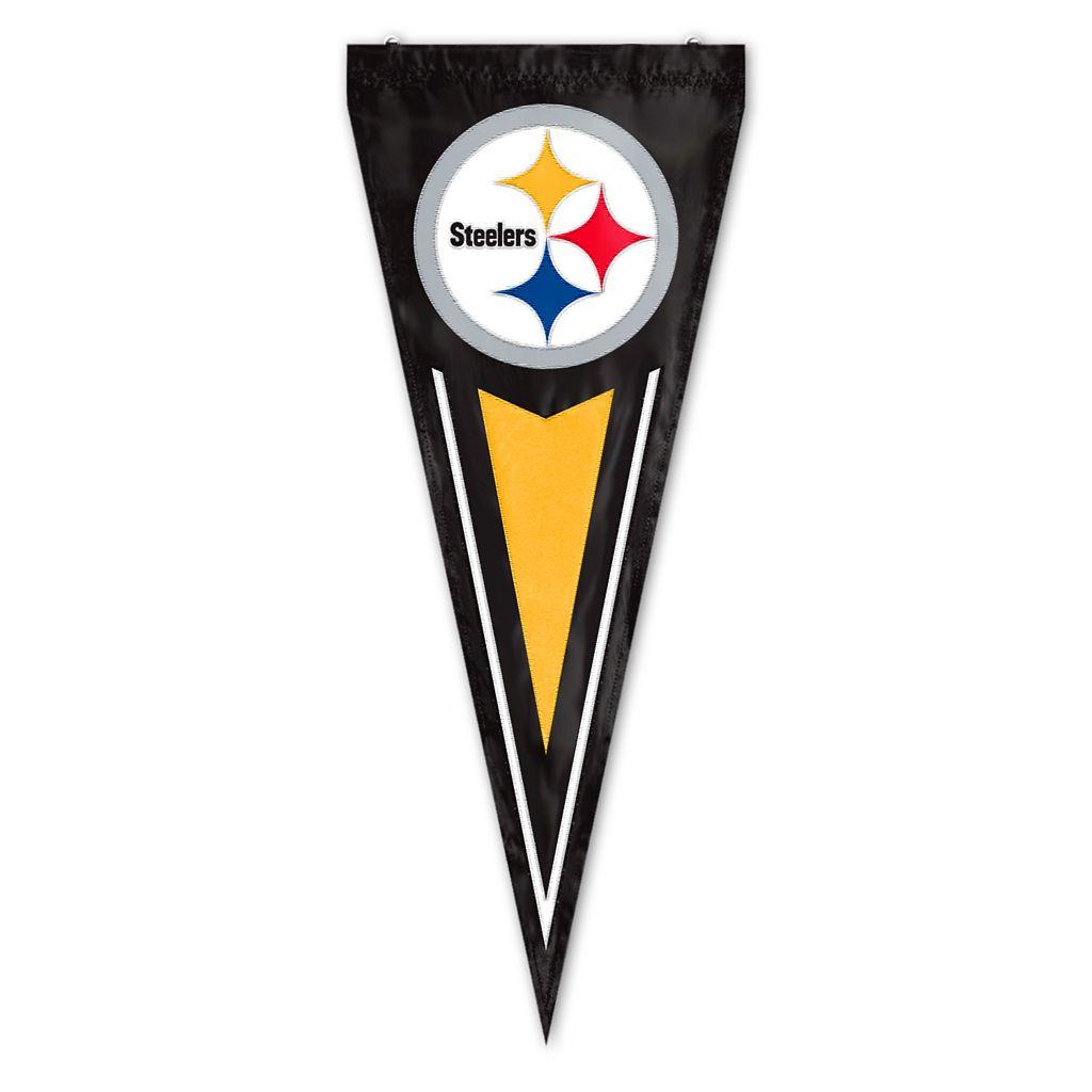 Pittsburgh Steelers Yard Pennant