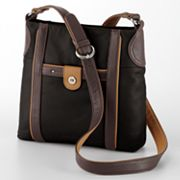 Stone and Co. Elliana Cross-Body Leather Bag