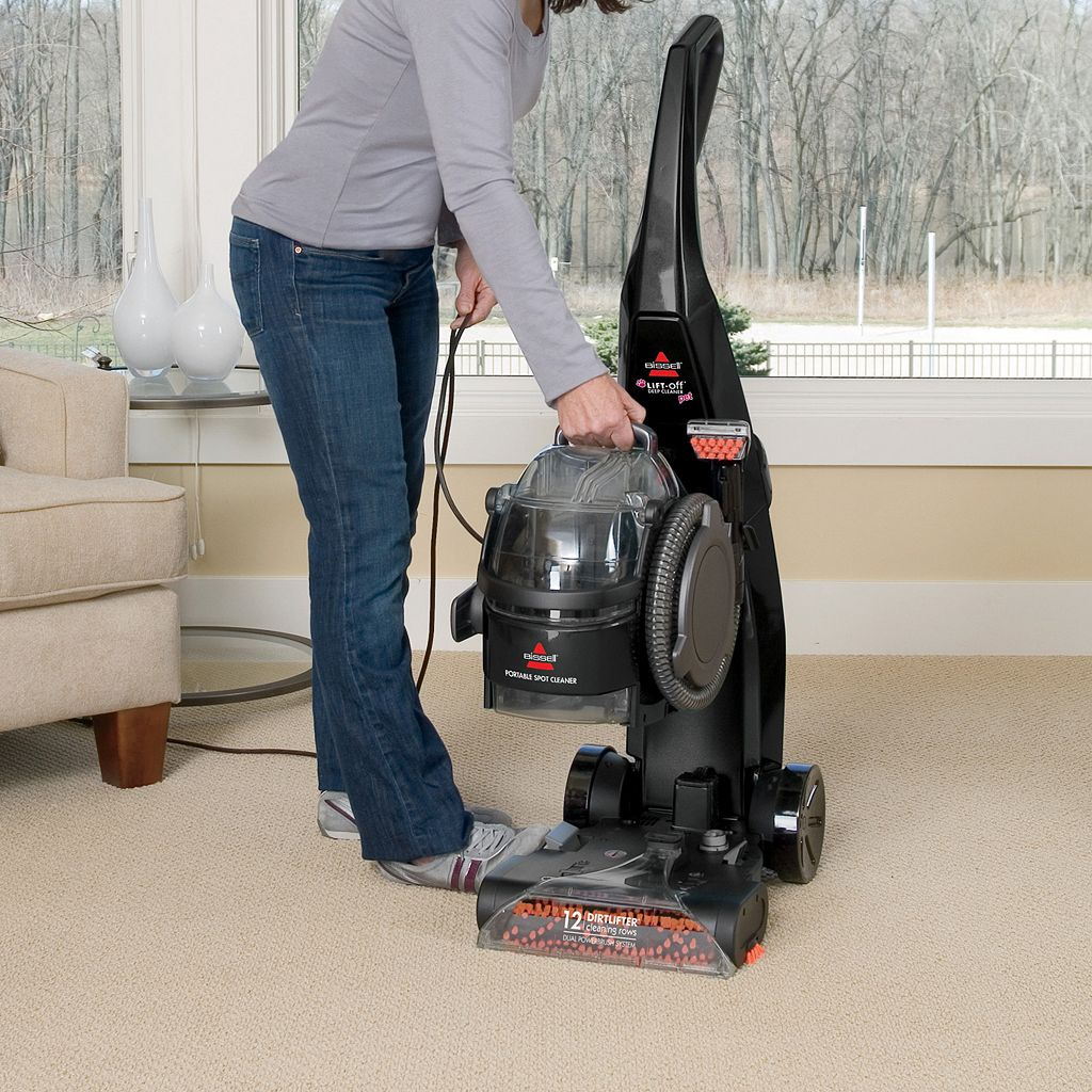 BISSELL DeepClean Lift-Off Pet Carpet Cleaner