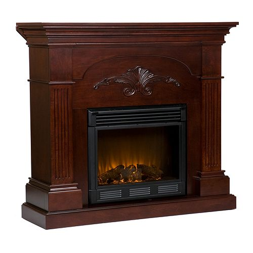 Sicilian Electric Fireplace