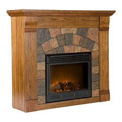 Elkmont Electric Fireplace by