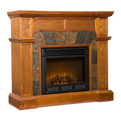 Cartwright Convertible Electric Fireplace