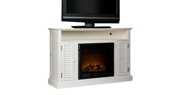 antebellum media stand and electric fireplace. Black Bedroom Furniture Sets. Home Design Ideas