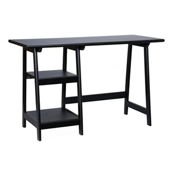 Langston Black Desk