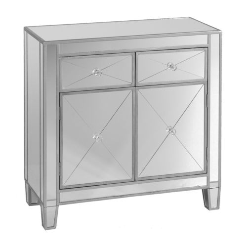 Mirage Mirrored Cabinet