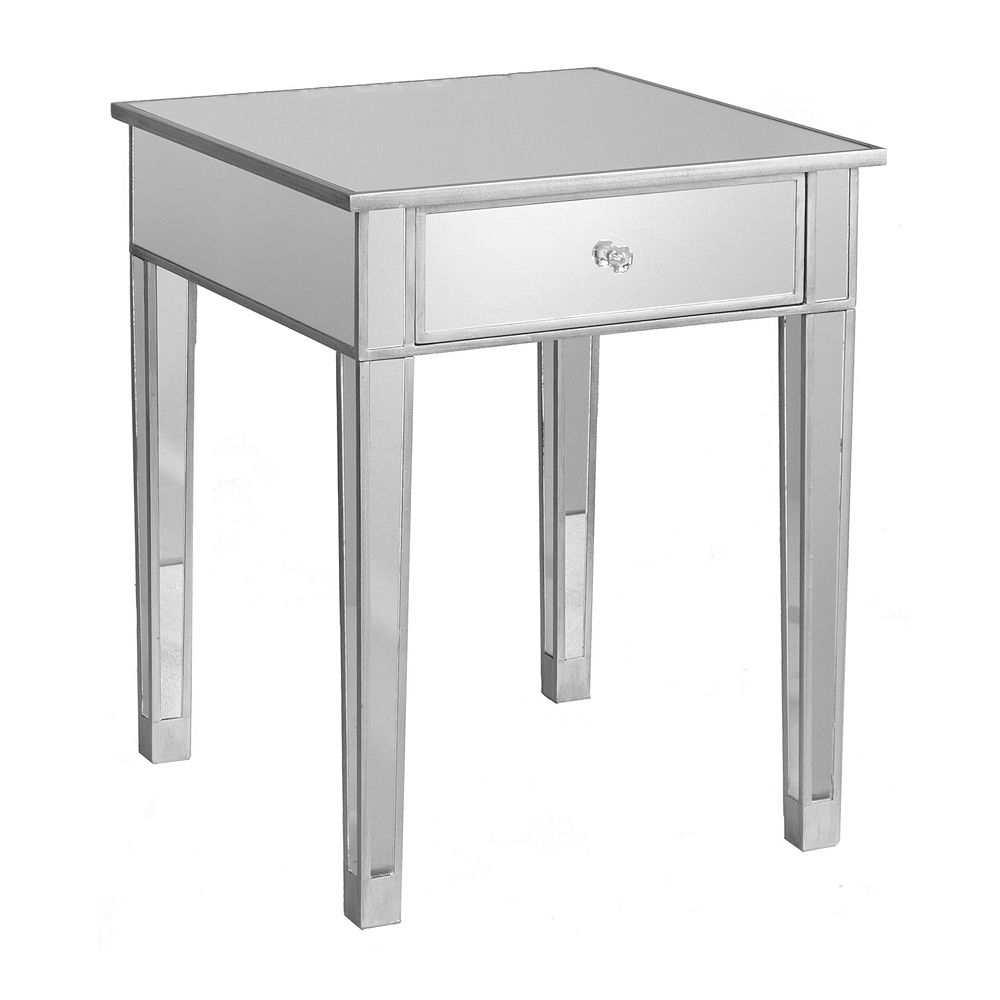 Mirage Mirrored Table
