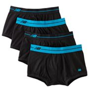 New Balance 4-pk. Stretch Trunks