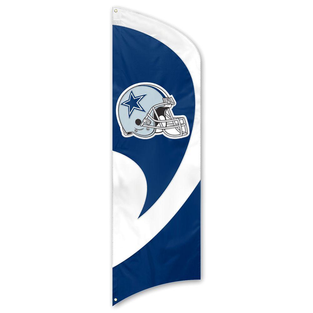 Dallas Cowboys Tall Team Flag