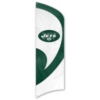 New York Jets Tall Team Flag