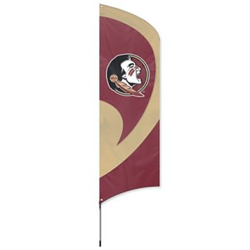 Florida State Seminoles Tall Team Flag
