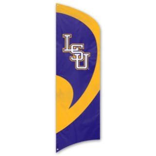 LSU Tigers Tall Team Flag