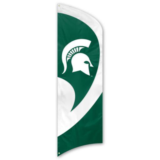 Michigan State Spartans Tall Team Flag