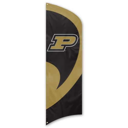 Purdue Boilermakers Tall Team Flag