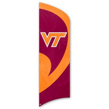 Virginia Tech Hokies Tall Team Flag