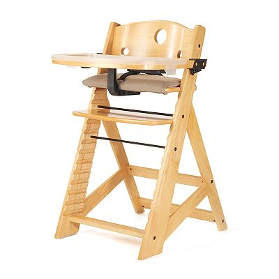 Keekaroo Wood High Chair