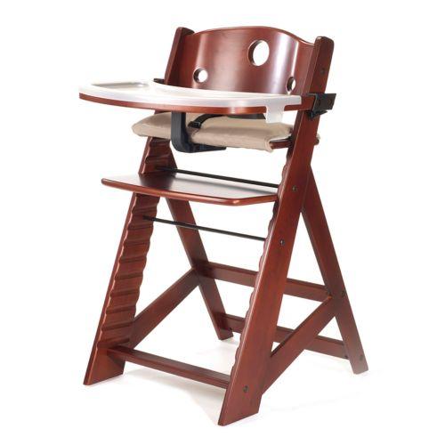 Keekaroo Wood High Chair