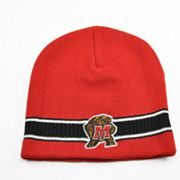 Maryland Terrapins Dasher Knit Cap - Youth