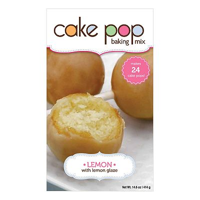 Babycakes Lemon Cake Pop Mix