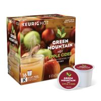 Keurig® K-Cup® Portion Pack Green Mountain Naturals Hot Apple Cider - 16-pk.