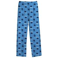Reebok North Carolina Tar Heels Lounge Pants - Boys' 4-7