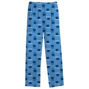 Reebok North Carolina Tar Heels Lounge Pants - Boys' 4-7
