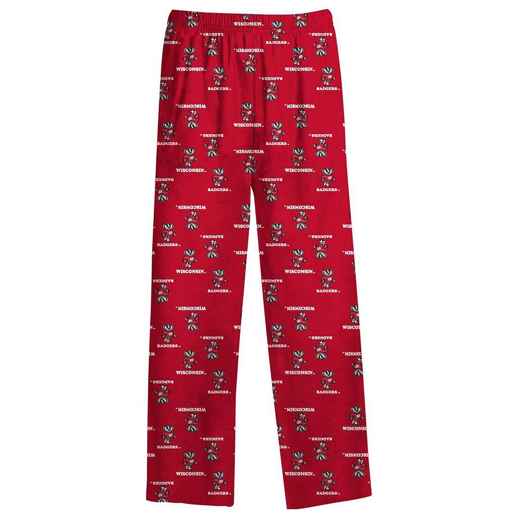 Boys 4-7 Wisconsin Badgers Lounge Pants