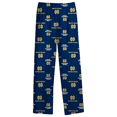 Reebok Notre Dame Fighting Irish Lounge Pants - Boys' 4-7