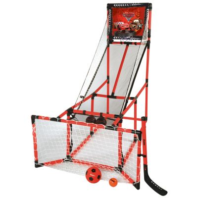 Disney/Pixar Cars 2 3-in-1 Sports Arcade Center by Franklin