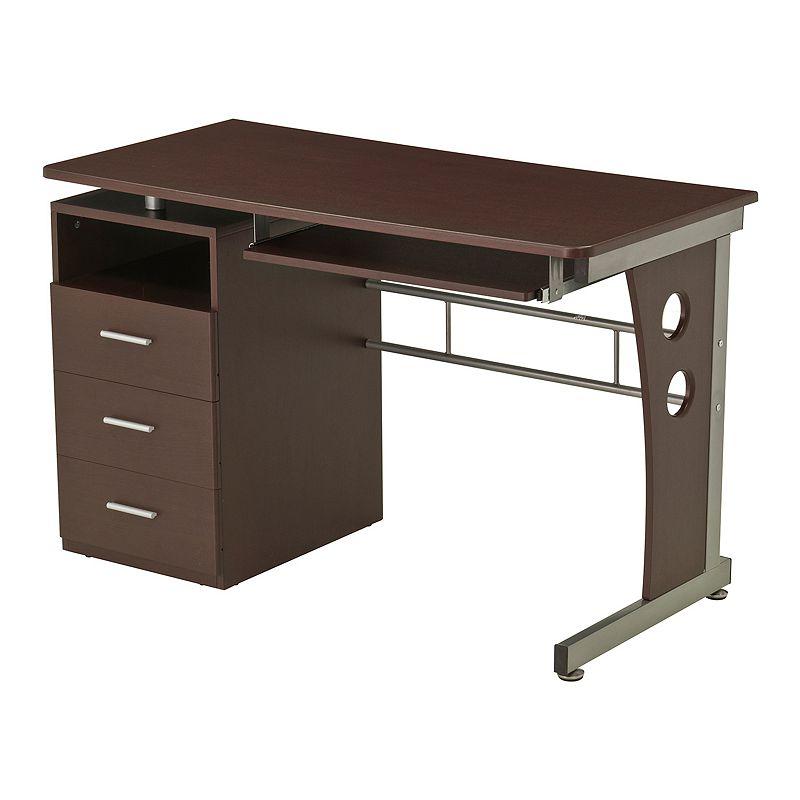 858108000909 Techni Mobili Computer Desk