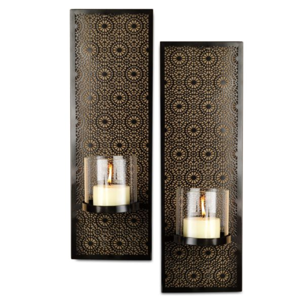 Kohls.com San Miguel San Miguel 2-pc. Temple Wall Sconces