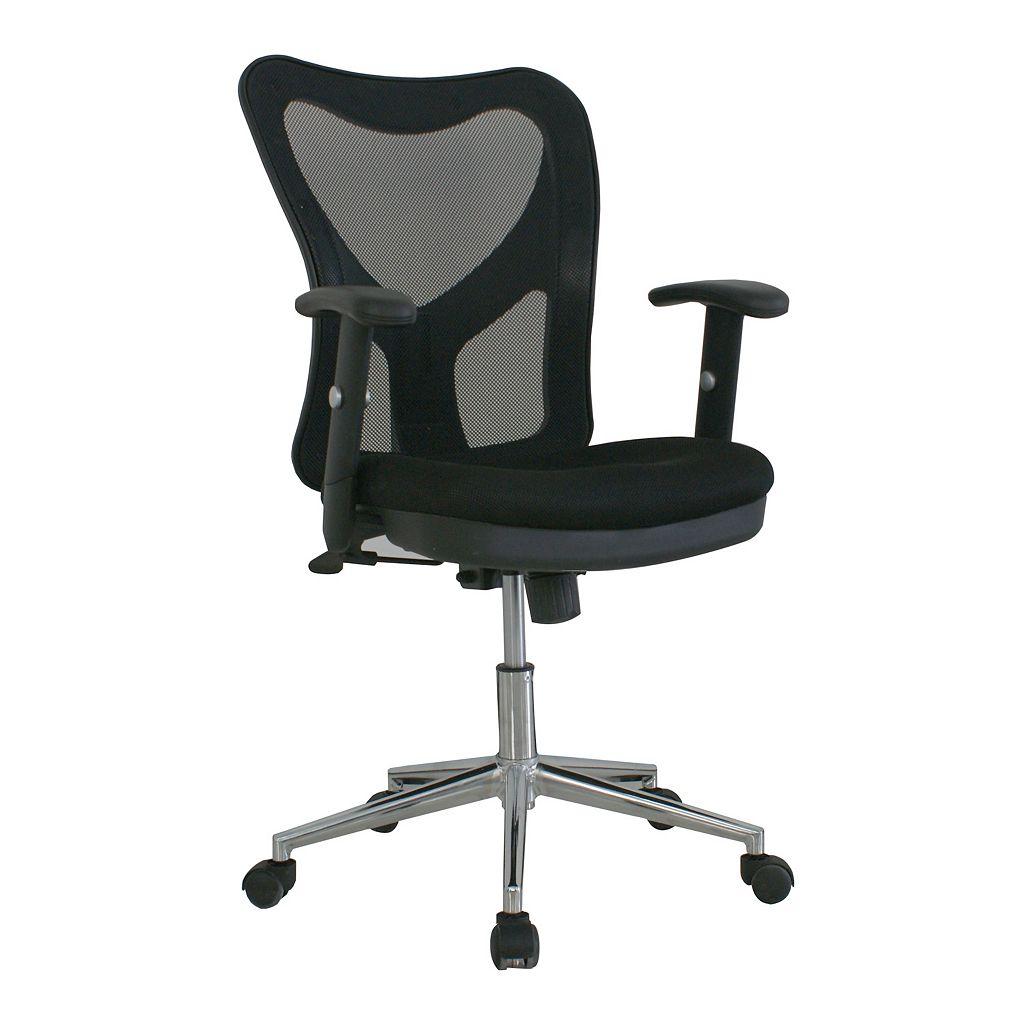 Techni Mobili Ergonomic Mesh Office Chair