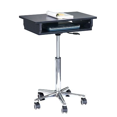 The Sharper Image Laptop Cart