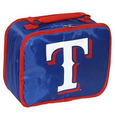 Texas Rangers Lunch Box