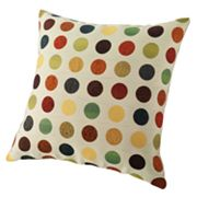 Circles Decorative Pillow
