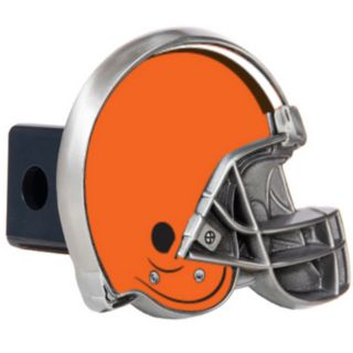 Cleveland Browns Helmet Trailer Hitch Cover