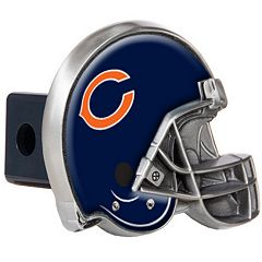 Chicago Bears Helmet Trailer Hitch Cover