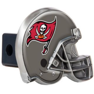 Tampa Bay Buccaneers Helmet Trailer Hitch Cover