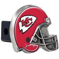 Kansas City Chiefs Helmet Trailer Hitch Cover