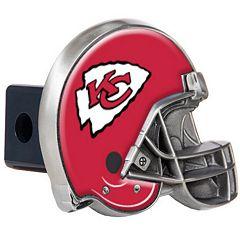 Kansas City Chiefs Helmet Trailer Hitch Cover