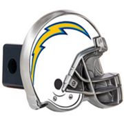 San Diego Chargers Helmet Trailer Hitch Cover