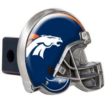 Denver Broncos Helmet Trailer Hitch Cover