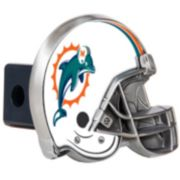 Miami Dolphins Helmet Trailer Hitch Cover