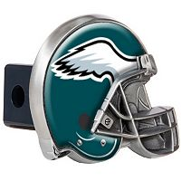 Philadelphia Eagles Helmet Trailer Hitch Cover