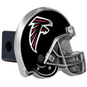 Atlanta Falcons Helmet Trailer Hitch Cover