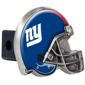 New York Giants Helmet Trailer Hitch Cover