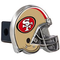 San Francisco 49ers Helmet Trailer Hitch Cover