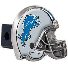 Detroit Lions Helmet Trailer Hitch Cover