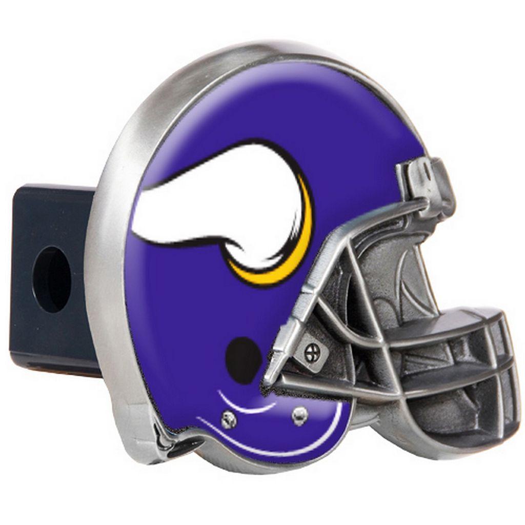 Minnesota Vikings Helmet Trailer Hitch Cover
